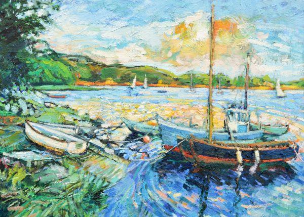 Llangwm Boats