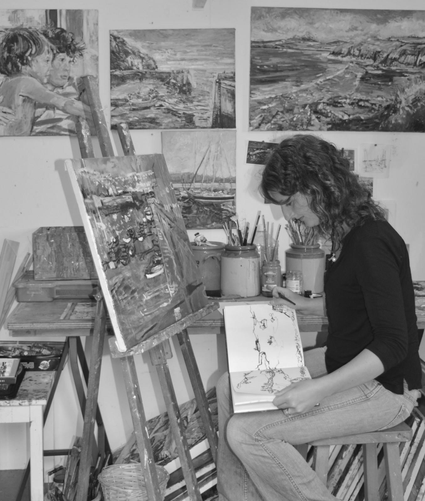 Jasmine Cutting Painting Studio