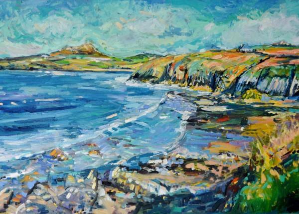 Porthsele Beach, St Davids